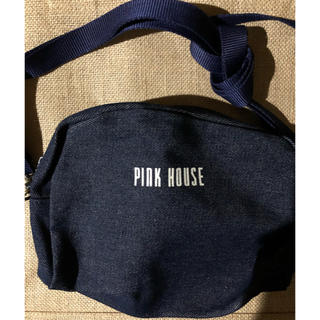 ピンクハウス(PINK HOUSE)のピンクハウス  デニムポシェット(ショルダーバッグ)