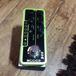 フェンダー(Fender)のギタープリアンプmooer micro preamp 006 fender(エフェクター)