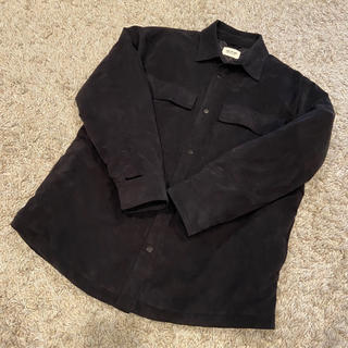 フィアオブゴッド(FEAR OF GOD)のfearofgod 6th ultrasuede shirt jacket L(その他)