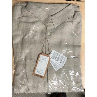 ネストローブ(nest Robe)のNEST Robe CONFECT リネンシャツ新品(シャツ)
