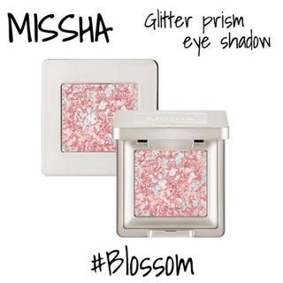 ミシャ(MISSHA)のミシャ MISSHA グリッター プリズム アイシャドウ ブロッサムプリズム(アイシャドウ)