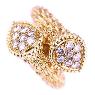 ブシュロン(BOUCHERON)のBOUCHERON ブシュロン 参考定価¥1,080,000 ダイヤ リング(リング(指輪))