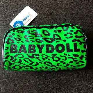 ベビードール(BABYDOLL)のBABYDOLL  ベビードール ポーチ 物入れ 筆箱 化粧ポーチ 新品 人気(ポーチ)