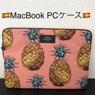 UNITED ARROWS - WOUF MacBook sleeve PCケース 13inch