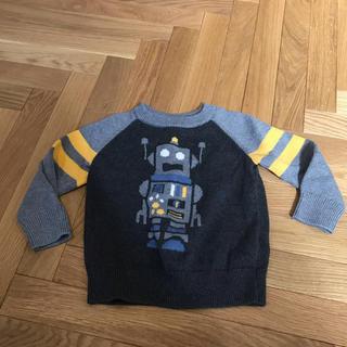 エイチアンドエム(H&M)のH&Mロボットセーター(ニット)