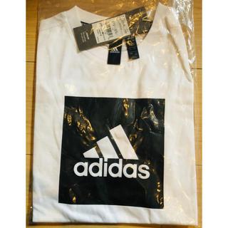 アディダス(adidas)のadidas  Tシャツ 新品未使用 タグ付き(Tシャツ/カットソー)