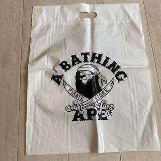 アベイシングエイプ(A BATHING APE)のAA BATHING APE ショップ袋(ショップ袋)
