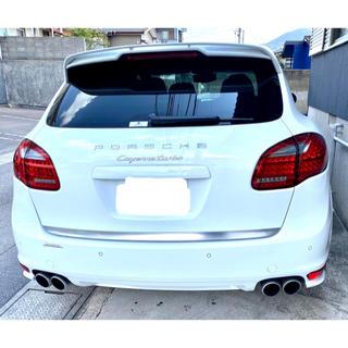 ポルシェ(Porsche)の最終sale【カイエン958】【turbo】左右セット【レッド純正テールランプ】(車種別パーツ)