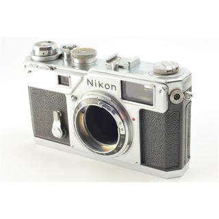 ニコン(Nikon)のNikon ヴィンテージ フィルムカメラ シャッターOK S3 現状お渡し(フィルムカメラ)