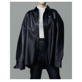 アメリヴィンテージ(Ameri VINTAGE)のkrm MODEFORME 新品タグ付きオーバーサイズジャケット(その他)