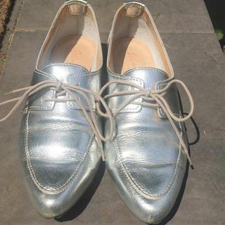 ユナイテッドアローズ(UNITED ARROWS)のSTILMODAレースアップシューズ37(ローファー/革靴)