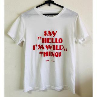 ワイルドシングス(WILDTHINGS)のTシャツ ワイルドシングス(Tシャツ/カットソー(半袖/袖なし))