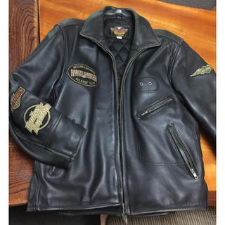 ハーレーダビッドソン(Harley Davidson)のコサトシちゃん 専用(ライダースジャケット)