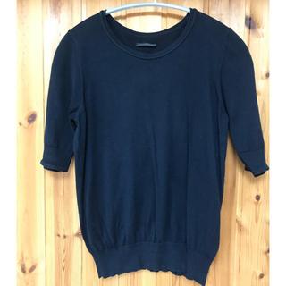 デミルクスビームス(Demi-Luxe BEAMS)の半袖ニット デミルクスビーミス(ニット/セーター)