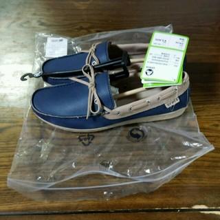 クロックス(crocs)のcrocs ローファー W8 24cm(ローファー/革靴)