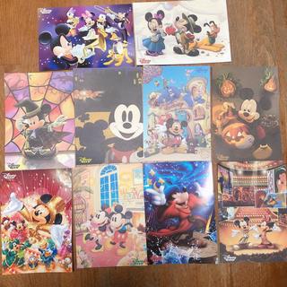 Disney - ミッキー ポストカード セット