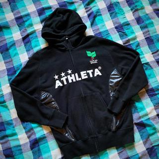 ATHLETA - ATHLETA  メンズパーカージャケット