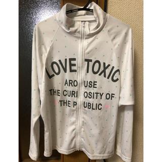 ラブトキシック(lovetoxic)の専用⭐︎ ラブトキ  ラッシュガード 140 (水着)