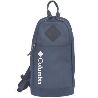 コロンビア(Columbia)の新品送料無料Columbia(コロンビア)ボディバッグ ネイビー(ボディーバッグ)
