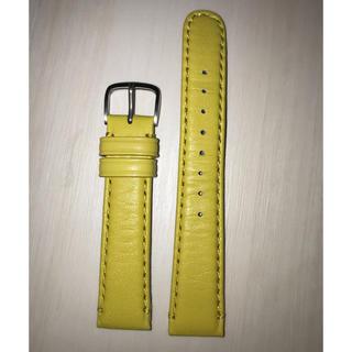 ポールスミス(Paul Smith)のポールスミス 時計 レザーベルト黄色(レザーベルト)