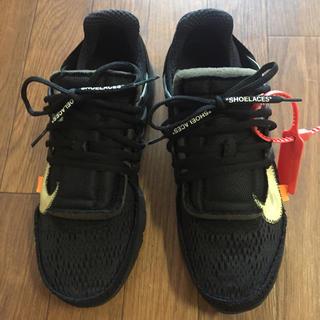 Nike  off-white  presto 27センチ(スニーカー)