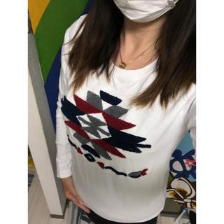 ベイフロー(BAYFLOW)のオルテガロンT(Tシャツ(長袖/七分))