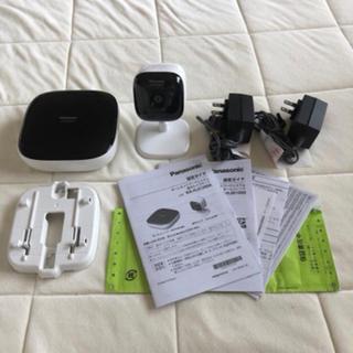 パナソニック(Panasonic)のパナソニック スマートフォン対応 見守カメラ KX-HJC200K(防犯カメラ)