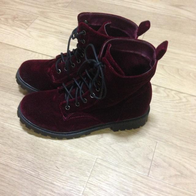 H&M(エイチアンドエム)のH&Mのブーツ☆お取り置き30日まで レディースの靴/シューズ(ブーツ)の商品写真