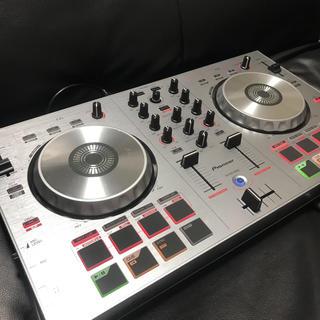 パイオニア(Pioneer)の【希少カラー】DDJ SB シルバー Pioneer コントローラー(DJコントローラー)