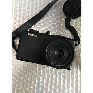 シグマ(SIGMA)のシグマ DP2 Merrill(コンパクトデジタルカメラ)