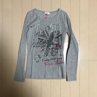 ピンクラテ(PINK-latte)のピンクラテロンT(Tシャツ(長袖/七分))