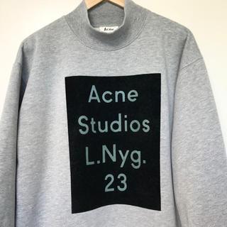 アクネ(ACNE)のAcne Studios  BETA FLOCK PAW14(トレーナー/スウェット)