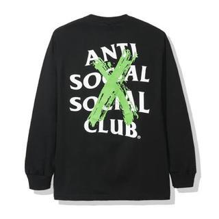 アンチ(ANTI)のAnti Social Cancelled Remix LS Tee XXL(Tシャツ/カットソー(七分/長袖))