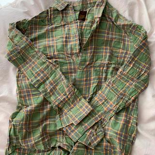 アングリッド(Ungrid)のチェックシャツ(シャツ)