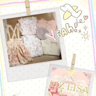 リズリサ(LIZ LISA)のリズリサ 豪華まとめ売り 3日間限定出品(ミニワンピース)