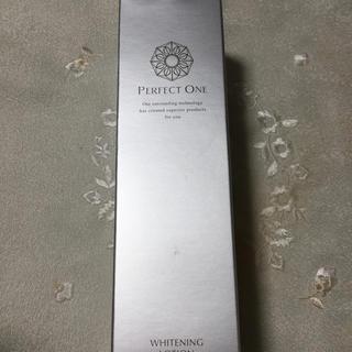 パーフェクトワン(PERFECT ONE)のパーフェクトワン薬用SPホワイトニングローション120ml. 新品(化粧水/ローション)