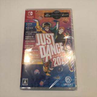ニンテンドースイッチ(Nintendo Switch)の新品 任天堂 ジャストダンス2020(家庭用ゲームソフト)
