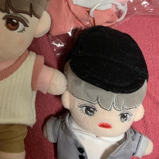 セブンティーン(SEVENTEEN)のエスクプスお人形 15センチ(ぬいぐるみ/人形)