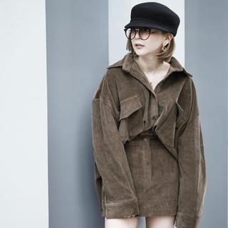 ミラオーウェン(Mila Owen)のmarque マルク 帽子(ハンチング/ベレー帽)