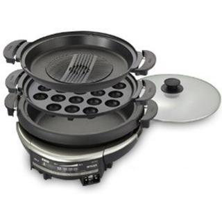 タイガー(TIGER)のタイガー グリル鍋(調理機器)