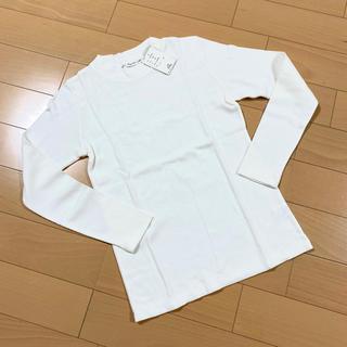 アーバンリサーチロッソ(URBAN RESEARCH ROSSO)のお値下げ MINELAL サーマルハイネックトップス 新品(Tシャツ(長袖/七分))