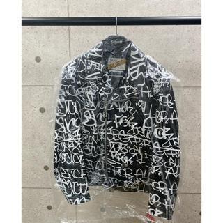 シュプリーム(Supreme)のSupreme comme des garcons leather Jacket(レザージャケット)