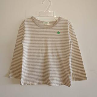 サンカンシオン(3can4on)のボーダーロンT 100㎝(Tシャツ/カットソー)