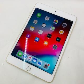 アイパッド(iPad)のバッテリー91% SIMフリー ipad mini4 16GB ゴールド 054(タブレット)