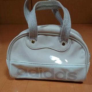 アディダス(adidas)のadidasミニボストンバック(ハンドバッグ)