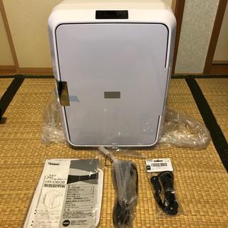 ツインバード(TWINBIRD)のポータブル電子適温ボックス(冷蔵庫)