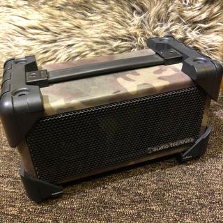 オーディオテクニカ(audio-technica)のモバイル スピーカー オーディオテクニカ アウトドア (スピーカー)