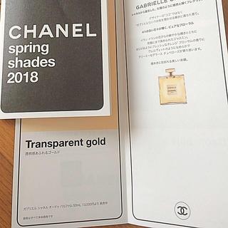 シャネル(CHANEL)のCHANEL パンフレット カタログ インテリアにも!(ファッション)