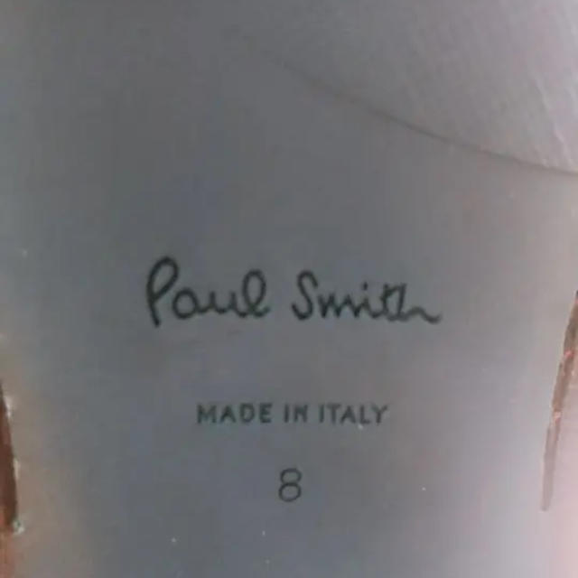 Paul Smith(ポールスミス)のポールスミス 靴 メンズの靴/シューズ(ドレス/ビジネス)の商品写真