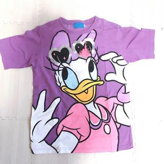 ディズニー(Disney)の♡ディズニー デイジー Tシャツ(Tシャツ(半袖/袖なし))